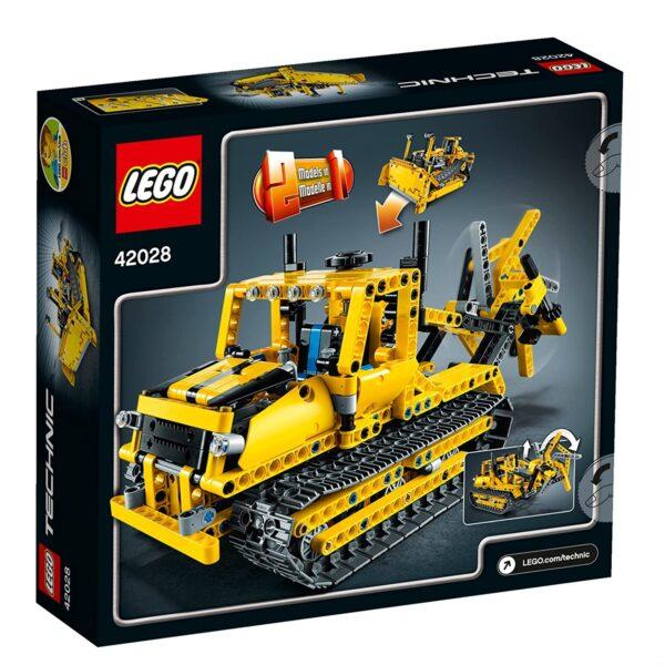 Lego Technic 42028 | Bulldozer | 2