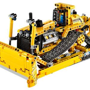 Lego Technic 42028 | Bulldozer | 3