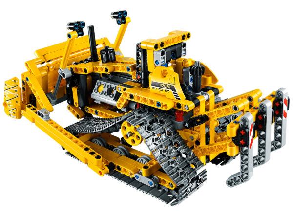 Lego Technic 42028 | Bulldozer | 4