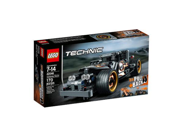 Lego Technic 42046 | Fluchtfahrzeug | günstig kaufen