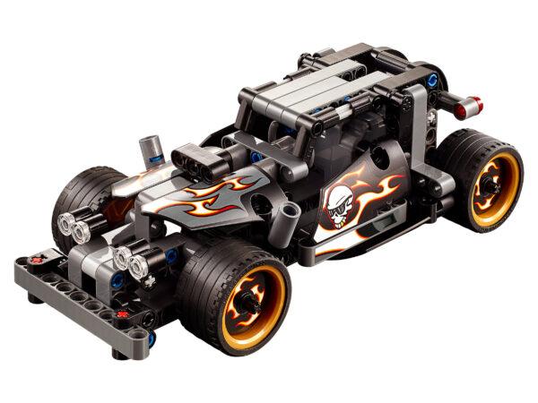 Lego Technic 42046 | Fluchtfahrzeug | 3
