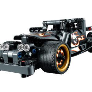 Lego Technic 42046 | Fluchtfahrzeug | 4