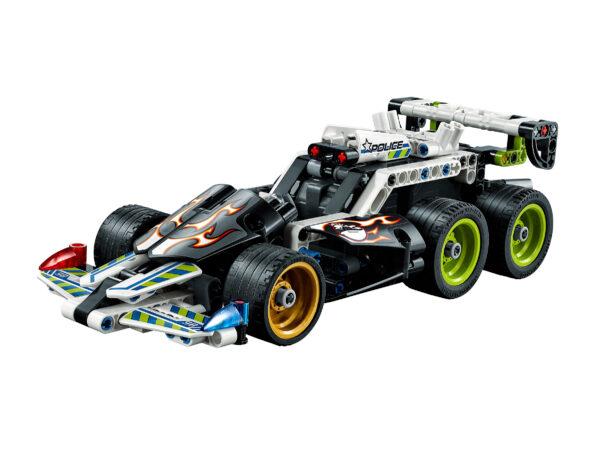 Lego Technic 42046 | Fluchtfahrzeug | 6