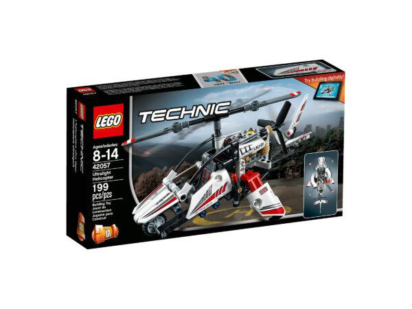 Lego Technic 42057 | Ultraleicht-Hubschrauber | günstig kaufen