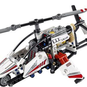 Lego Technic 42057 | Ultraleicht-Hubschrauber | 3