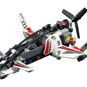 Lego Technic 42057 | Ultraleicht-Hubschrauber | 4