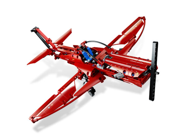 Lego Technic 9394 | Düsenflugzeug | 3