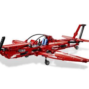 Lego Technic 9394 | Düsenflugzeug | 4