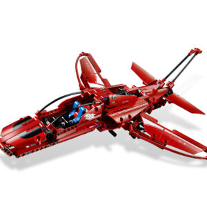 Lego Technic 9394 | Düsenflugzeug | 5