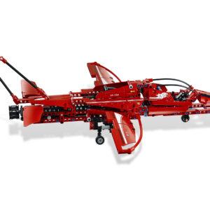 Lego Technic 9394 | Düsenflugzeug | 6