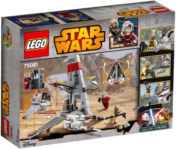 Lego Star Wars 75081 | T-16 Skyhopper | 2