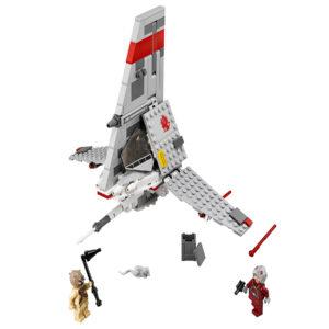 Lego Star Wars 75081 | T-16 Skyhopper | 3