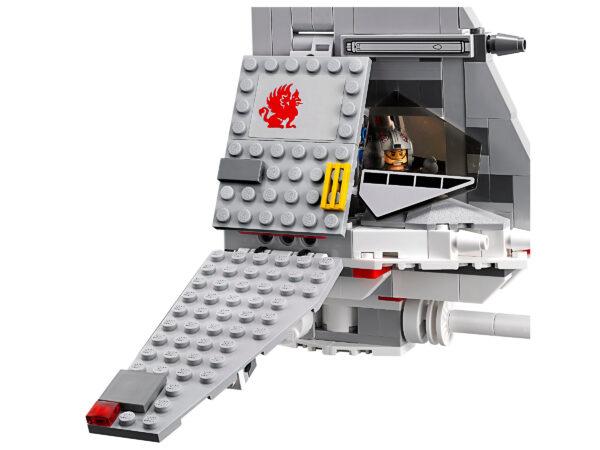 Lego Star Wars 75081 | T-16 Skyhopper | 4