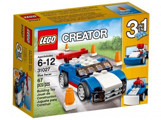 LEGO Creator Blauer Rennwagen 31027   günstig kaufen