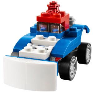 LEGO Creator Blauer Rennwagen 31027   4