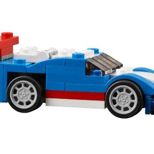 LEGO Creator Blauer Rennwagen 31027   5
