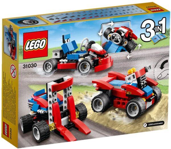 LEGO Creator Rotes Go-Kart 31030 | 2