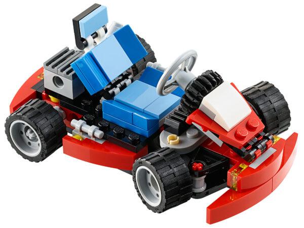 LEGO Creator Rotes Go-Kart 31030 | 3