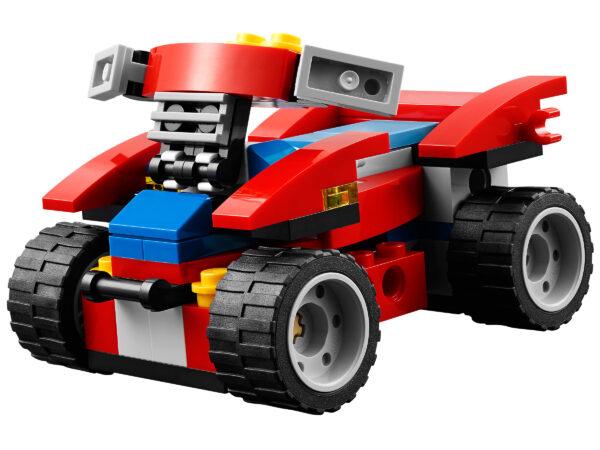 LEGO Creator Rotes Go-Kart 31030 | 4