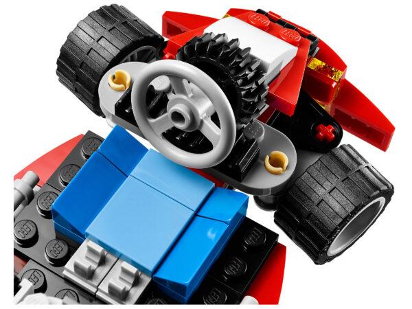 LEGO Creator Rotes Go-Kart 31030 | 6