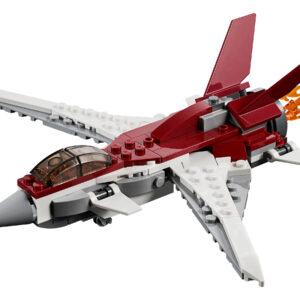 LEGO Creator Flugzeug der Zukunft 31086 | 3