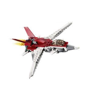 LEGO Creator Flugzeug der Zukunft 31086 | 4