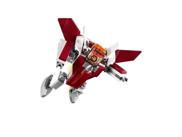 LEGO Creator Flugzeug der Zukunft 31086 | 5