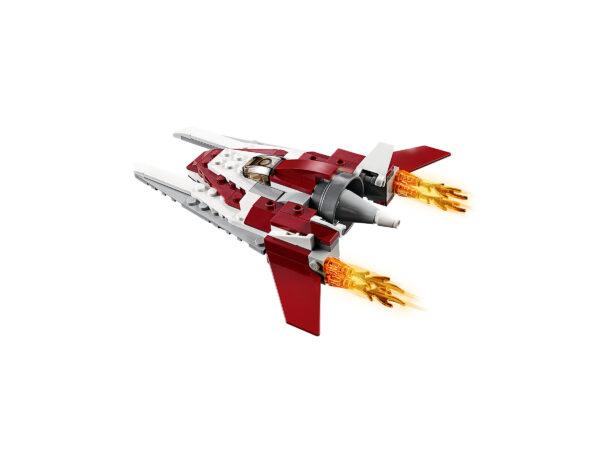 LEGO Creator Flugzeug der Zukunft 31086 | 6