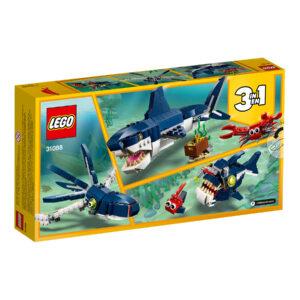 LEGO Creator Bewohner der Tiefsee 31088 | 2
