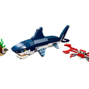 LEGO Creator Bewohner der Tiefsee 31088 | 3