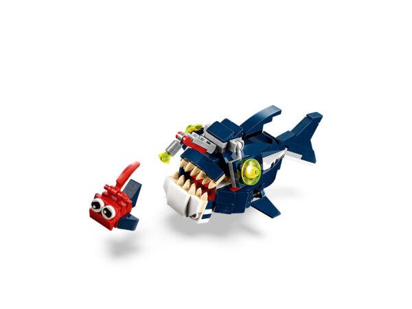 LEGO Creator Bewohner der Tiefsee 31088 | 5