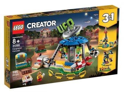 Lego Creator 31095 | Jahrmarktkarussell | günstig kaufen
