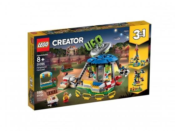 LEGO Creator Jahrmarktkarussell 31095 | günstig kaufen