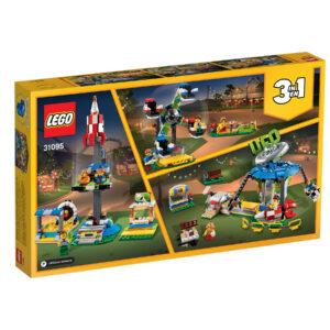 LEGO Creator Jahrmarktkarussell 31095 | 2