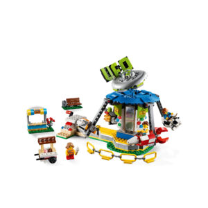 LEGO Creator Jahrmarktkarussell 31095 | 4