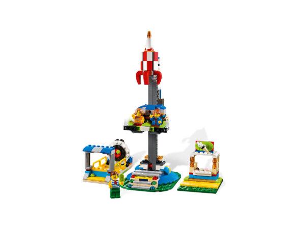 LEGO Creator Jahrmarktkarussell 31095 | 5