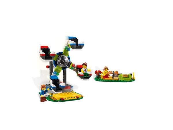 LEGO Creator Jahrmarktkarussell 31095 | 6