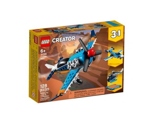 LEGO Creator Propellerflugzeug 31099 | günstig kaufen