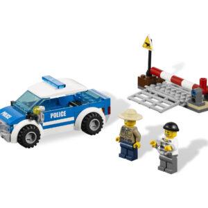 LEGO City Streifenwagen 4436 | 2