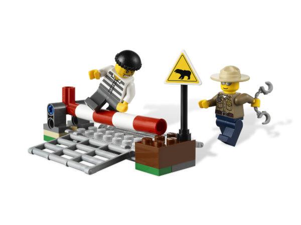 LEGO City Streifenwagen 4436 | 3