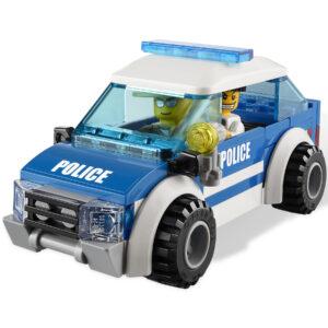 LEGO City Streifenwagen 4436 | 4