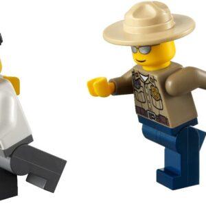 LEGO City Streifenwagen 4436 | 5