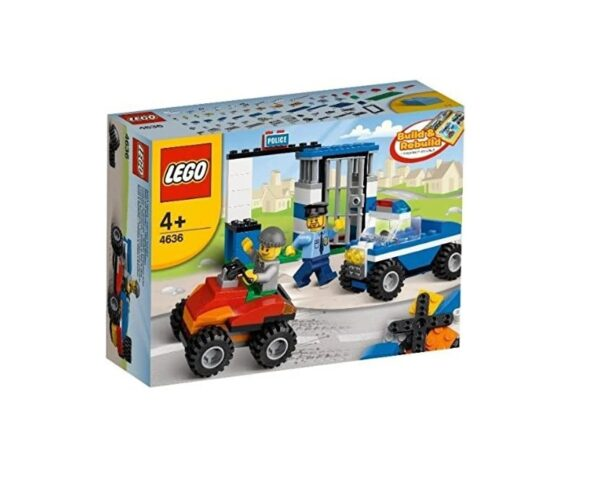 LEGO Creator Bausteine Polizei 4636 | günstig kaufen