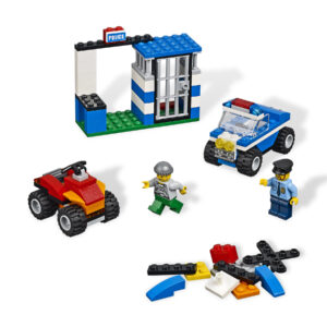 LEGO Creator Bausteine Polizei 4636 | 2