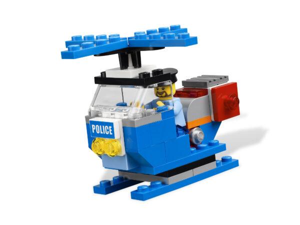 LEGO Creator Bausteine Polizei 4636 | 3