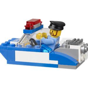 LEGO Creator Bausteine Polizei 4636 | 4
