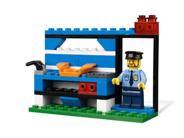 LEGO Creator Bausteine Polizei 4636 | 5