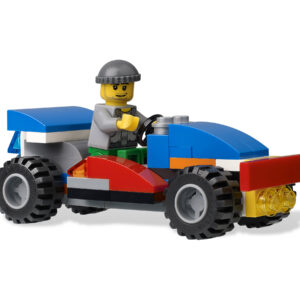 LEGO Creator Bausteine Polizei 4636 | 6