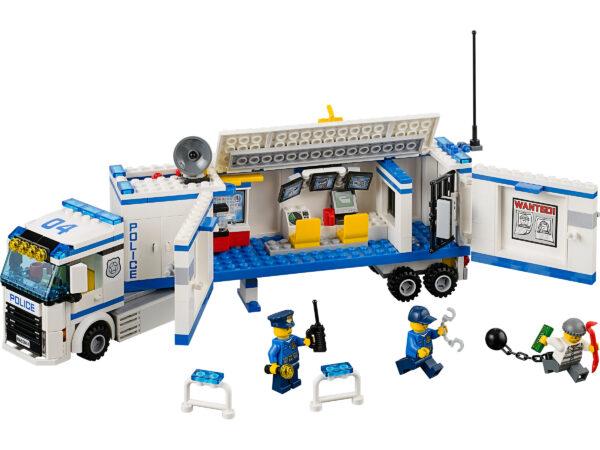 LEGO City Polizei-Überwachungs-Truck 60044 | 3