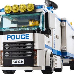 LEGO City Polizei-Überwachungs-Truck 60044 | 4